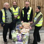 Food rescue volunteers