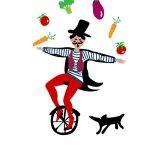 Circus gardener