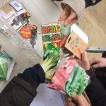 Packs of seeds