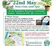 TW Plant Swap A4 Poster 2021